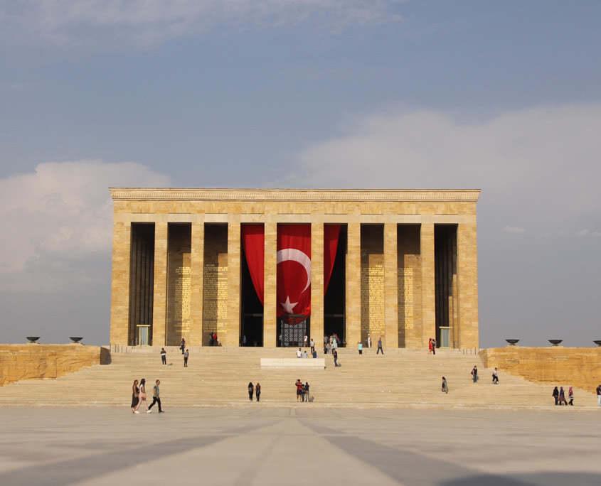 Skola Okul Turları - Konaklamalı Ankara Okul Turu