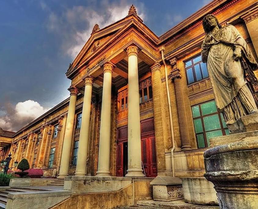Skola Okul Turları - İstanbul Arkeoloji Müzeleri Okul Gezisi