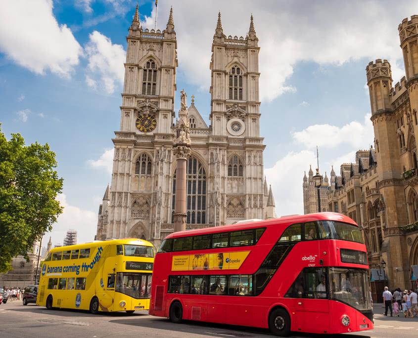 Skola Okul Turları - Londra Oxford Cambridge Okul Turu