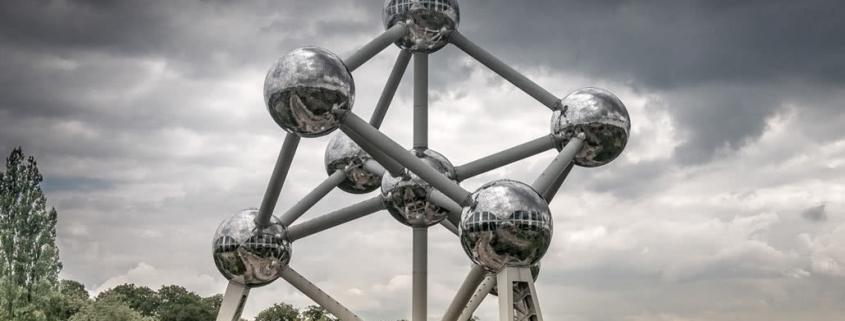 Skola Okul Turları - Paris Okul Turu Brüksel Atomium