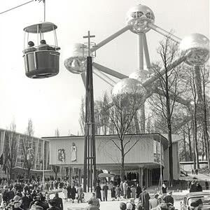 Skola Travel Okul Gezileri - Blog Atomium 1958