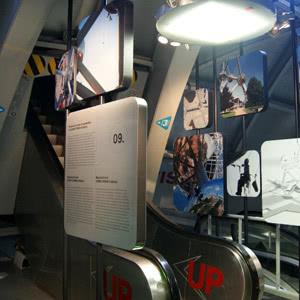 Skola Travel Okul Gezileri Atomium İç Görüntü
