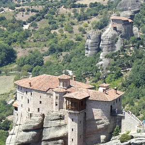 Skola Travel Okul Gezileri - Blog Kalambaka Meteora manastırları